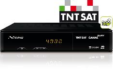 TNT HD France + STRONG SRT 7402 receiver
